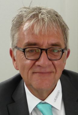 Wolfram Schäfer, Leitung IT / Organisation, ABUS