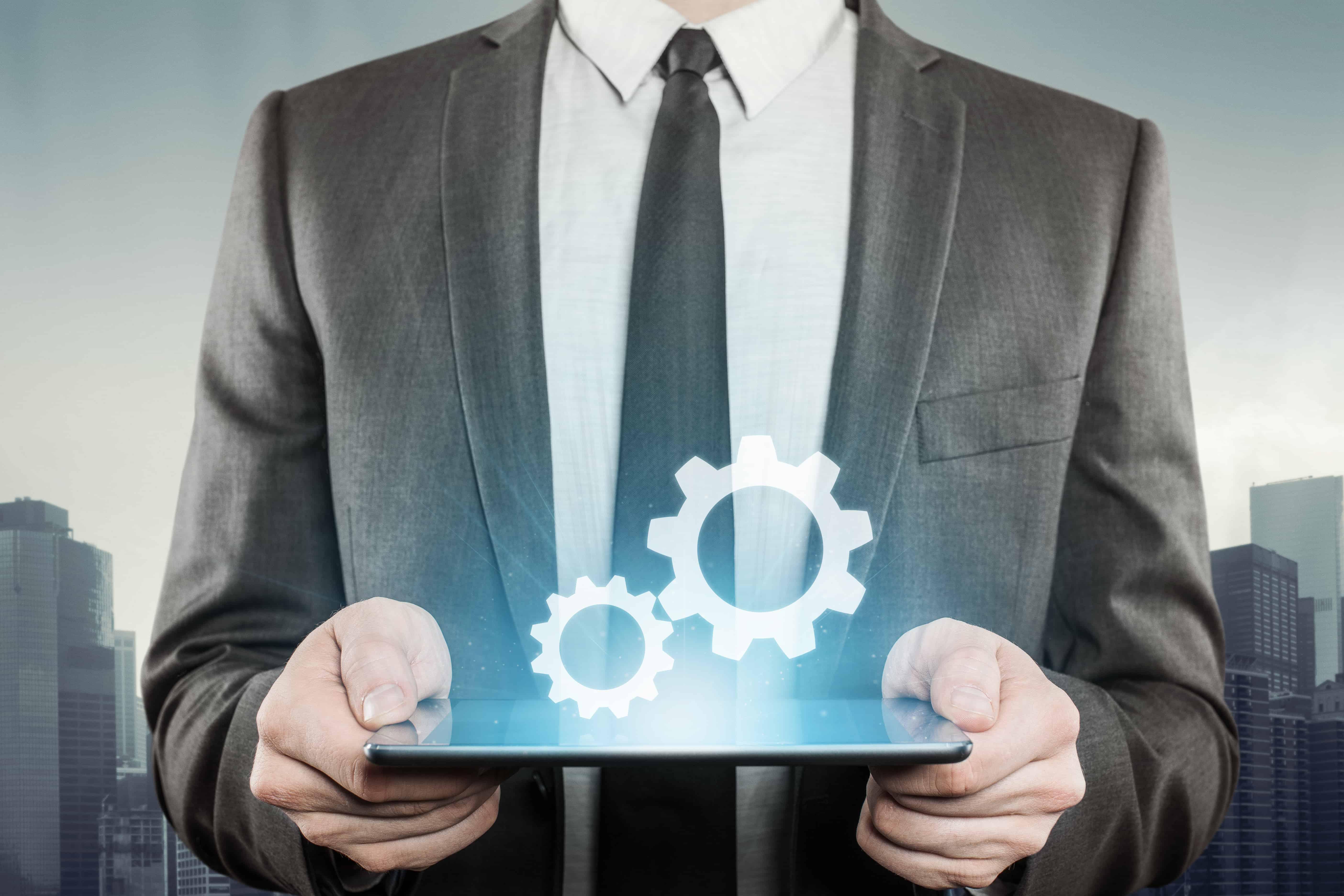 DKUB Prozessoptimierung und -digitalisierung